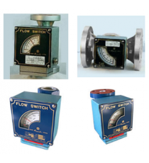 FY type, KY type flow switch / flow meter
