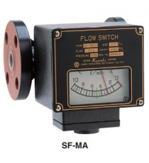 SF, SA type flow switch / flow meter